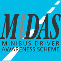 Midas training logo image